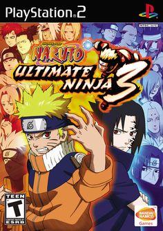naruto ultimate ninja 3 <3 by far the best ultimate ninja game