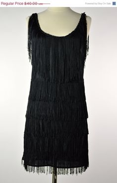 Dress for roaring 20's party by Charlotte Fisher