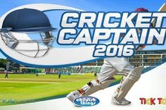 Cricket Captain 2016 Free Download Pc Game - DLFullGames Cricket Games, Cricket Sport, Latest Pc Games, Wrestling Games, Free Pc Games, Bubble Games, Simulation Games, Sports Games, Football Helmets
