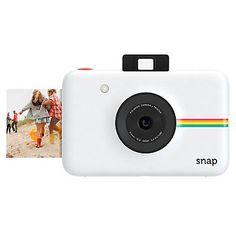 Me gustó este producto Polaroid C�mara Instant�nea SNAP Blanca. ¡Lo quiero!