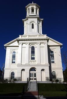 Provincetown Public Library, Provincetown, Massachusetts.
