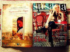La princesa de las pampas en la revista Susana del mes de abril South America, Princesses, History