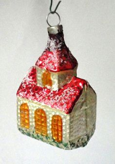 #Glass #Christmas #ornament, Mährisch-Schlesisches Heimat Museum, Germany