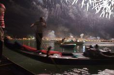 #Venice Festa del #Redentore fireworks