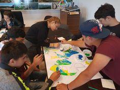 """Atelier Natura este in numele nostru! Cu elevii Colegiului """" Mihai Viteazul"""" Bumbesti Jiu"""