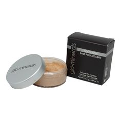 GloMinerals Loose Base- Beige Medium .18 oz >>> You can get additional details at the image link.
