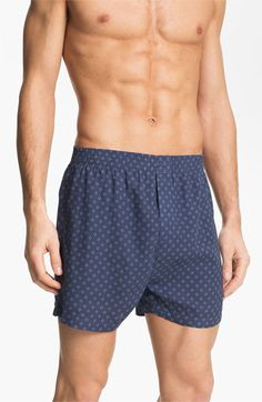 Majestic International 'Patrician' Silk Boxers available at #Nordstrom