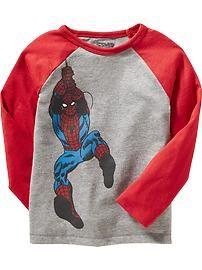 Boys Marvel Comics™ Spiderman Tee