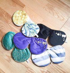 "Lavender Eye Masks and Limited Edition Eye Masks added by @myleontine ""New in."" www.myleontine.com"