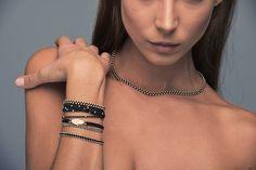 Handcrafted by Village Women  www.TheMacrameProject.com  #BohoChic #Bracelet #Stackbracelets #Fashion #Jewelry #SummerTrends
