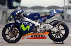 Honda nsr 250 Dani Pedrosa