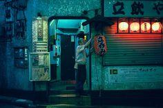 Neon Dreams: Matthieu Bühler Explores The Streets of Tokyo #inspiration #photography