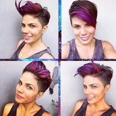 Aufregende short-cuts die überzeugen die Haaren schneiden zu lassen!