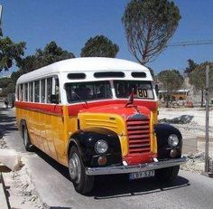 The old #Malta buses. Just loved them! Photo entry for photo competition by Tony Brooks. #Photo #culture