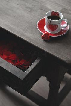 Coffee time - photo by aisha yusaf