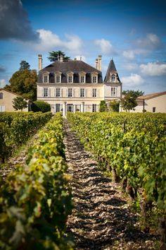 Château Grand Puy Lacoste ~ Bordeaux ~ France