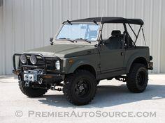 Cool Stuff We Like Here @ http://coolpile.com/rides-magazine/ ------- << Original Comment >> ------- 1987 Suzuki Samurai