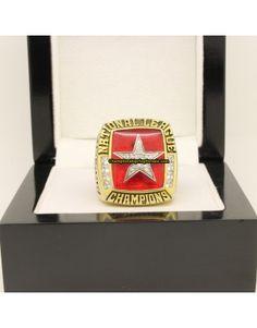 2005 Houston Astros NL National League Baseball Championship Ring