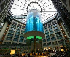 Hotel Radissom Blu, Berlim