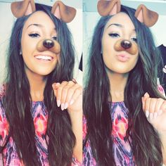 """""""""""can you pls not be one of those girls who tries to look cute with the dog filter?"""" me: """"no"""""""""""