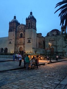 Ciudad de Oaxaca. Visiting for a few days; eating so much!