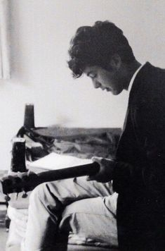 Jimmy Page in 1958