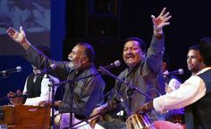 Wadali Brothers live performance