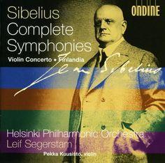 Sibelius: Complete Symphonies | Helsinki Philharmonic Orchestra