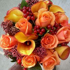 The Fall Bouquet!