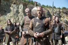 Vikings: A TV Series -- and World? -- Without Real Christians