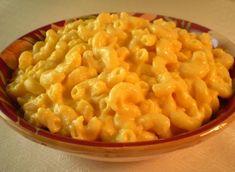 Paula Deen Crock Pot Macaroni and Cheese.