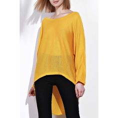 15$  Watch here - http://di11n.justgood.pw/go.php?t=143457518 - Casual Scoop Neck Long Sleeve Pure Color Women's Sweater 15$