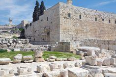 The Temple Mount - Jerusalem
