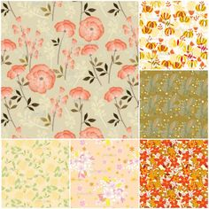 These seamless patterns are for licensing.