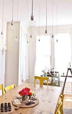 Es un hecho que la tendencia más actual en lámparas  tanto de techo, que son las que nos ocupan el post de hoy, como los apliques de pared,...