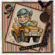 Kenny K - Cool Trucker