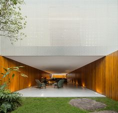 C+C House / Studio MK27 - Marcio Kogan + Samanta Cafardo | ArchDaily
