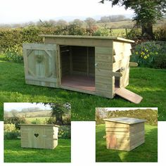 Beautifully made Duck houses and Goose Houses, designed and built in the UK. The Gaggle Duck and Goose House is large enough for up to 10 ducks or 4 geese, very robust poultry house. Backyard Ducks, Backyard Farming, Chickens Backyard, Duck Pens, Duck Duck, Goose House, Duck Coop, Poultry House, Raising Ducks