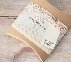 Coffret cadeau personnalisé avec print