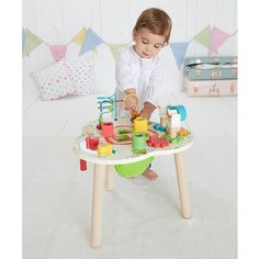Light and Sounds Activity Table : Light and Sounds Activity Table : Early Learning Centre UK Toy Shop