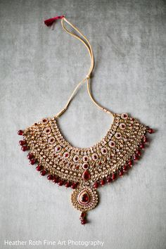 Bridal Jewelry http://www.maharaniweddings.com/gallery/photo/38338
