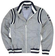 Tommy Hilfiger Men's Athletic Jacket