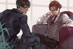 Joker Game Anime, Handsome Anime, Anime Guys, Anime Characters, Novels, Fan Art, Games, Drawings, Artist