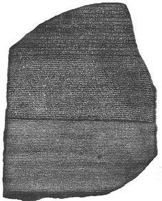 """Escritura sagrada en piedra. Es el significado de la palabra """"jeroglífico"""", un sistema de escritura que es el más antiguo que se conoce y que data del 3.200 a.C. Sin embargo, su…"""