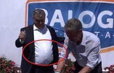 2012-ben Orbán Viktor az aradi vértanúk október 6-i állami megemlékezésén vett részt a Kossuth téren, amikor véletelnül bekapcsolva maradt a mikrofonja NEM ÉRTEM MIÉRT VAN MÉG ÉLETBEN MIKOR ELÉG NAGY A HASA A HALÁLÁHOZ?!