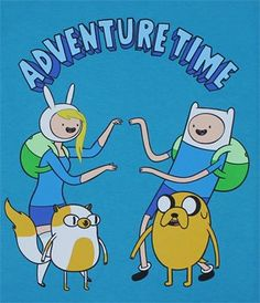 [ Finn Meets Fiona – Adventure Time T-shirt ] has just appeared on www.ShirtRater.com!