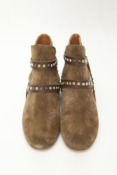Ruben Boot by Isabel Marant