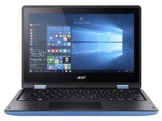 "Notebook 2 em 1 Acer Aspire R11 Intel Quad Core - 4GB 500GB LED 11,6"" Touch Screen Windows 10"