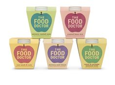 Food Doctor Packaging