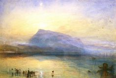 joseph turner watercolors - Google Search